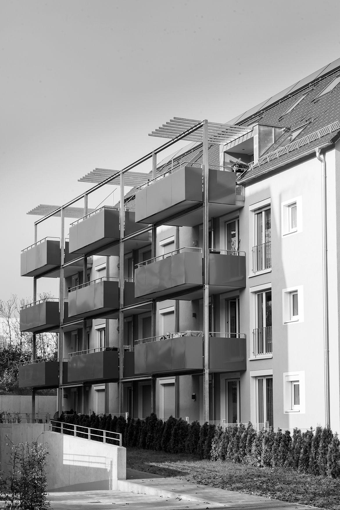 Wohngebäude Stuttgart