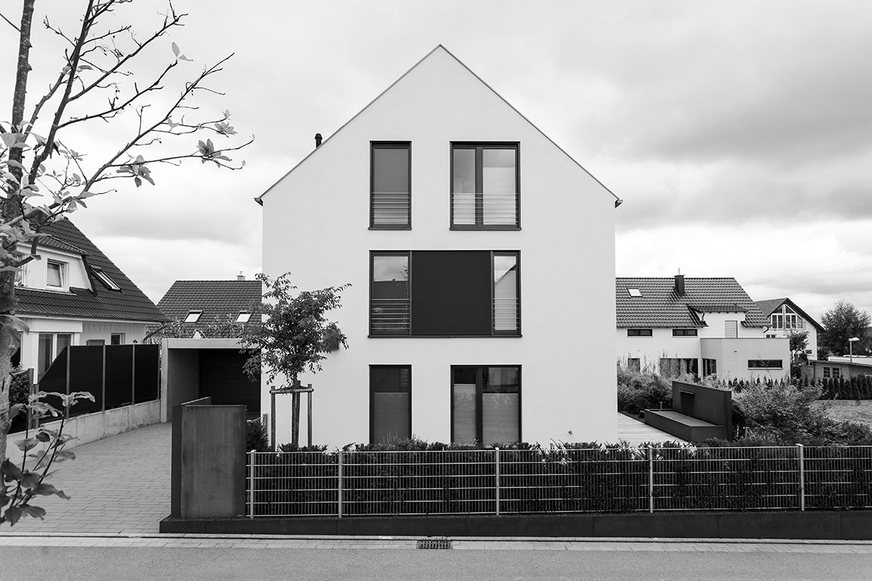 einfamilienhaus poppenweiler siegloch partner. Black Bedroom Furniture Sets. Home Design Ideas